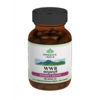 Organic India WOMEN'S WELL BEING Capsules (60)