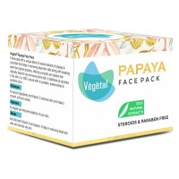Vegetal Papaya Face Pack 50 gm