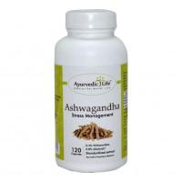 Ayurvedic Life Ashwagandha 120 capsules