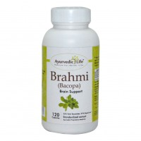 Ayurvedic Life Brahmi 120 capsules