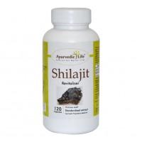 Ayurvedic Life Shilajit 120 capsules