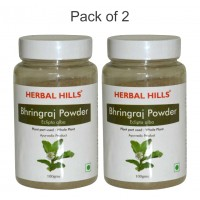 Herbal Hills BHRINGRAJ Powder 200g