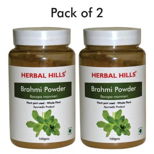 Herbal Hills BRAHMI Powder 200g