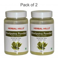 Herbal Hills Baelpatra Powder 100 gms powder (Pack of 2)