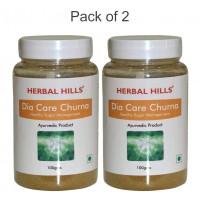 Herbal Hills DIA CARE Churna 200g (Pack of 2 - 100 gms each)