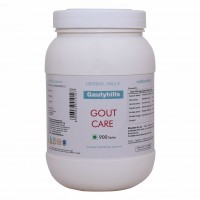 Herbal Hills Gautyhills Tablets Value Pack (900) - Natural Gout Relief