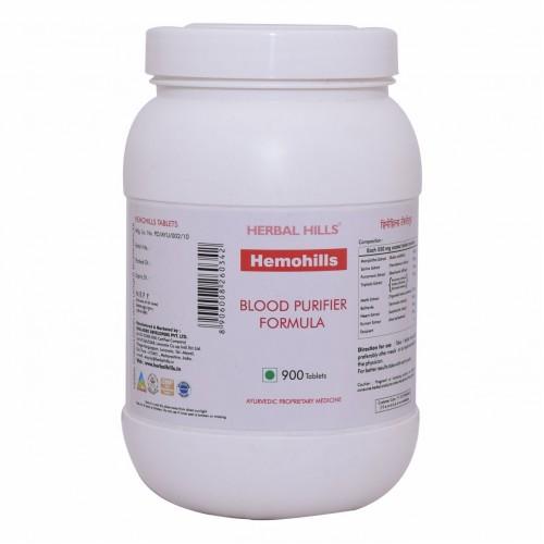 Hemohills Blood Purifier Tablets Value Pack