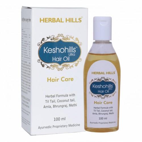 Herbal Hills Keshohills Ultra Hair Oil 100ml