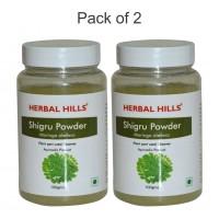 Herbal Hills Shigru Powder 200g