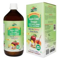 Dr. Patkars Apple Cider Vinegar With Ginger, Garlic, Lemon & Honey 500 ml Bottle