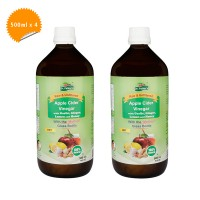 Dr. Patkar's Natural HEART Tonic Combo (Pack of 4 x 500ml)