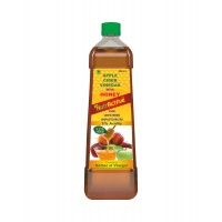 NutrActive™ Apple Cider Vinegar With Honey & Mother Of Vinegar, 500 Ml