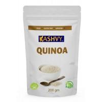 Kashvy Gluten Free Quinoa 200 Gm Vitamins Powder