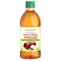 Kashvy Filtered Apple Cider Vinegar | 100% Natural 500 Ml