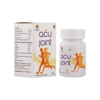 Acujoint - Natural Formulation For Healthy Joints, By Aurea Biolabs - 500 mg 30 Capsules