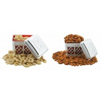 Kavit Box 300 gm Combo of Kaju & Badam