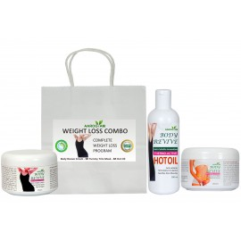 Weight Loss Oils / Gels / Lotions