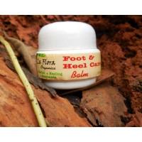 La Flora Organics Herbal FOOT & HEEL Care Bio Balm 25g