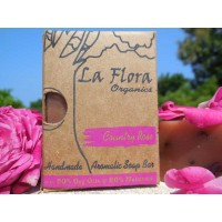 COUNTRY ROSE Handmade Aromatic Handmade Soap Bar 100g