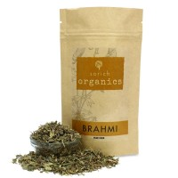 Sorich Organics Brahmi Leaves | Pure Herb ( 200 gm )