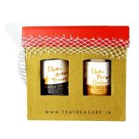 Tea Treasure Chai Masala Combo (Premium Chai Masala (50 gm) +Kadak Chai Masala (50 gm)) For Perfect Masala Chai
