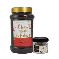 Tea Treasure Combo Premium Chai (450gm) + Premium Chai Masala For Perfect Masala Chai