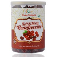 Dried Cranberries (Sliced) 250 gms