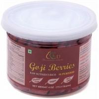 Kenny Delights Dried Goji Berries - 4 Oz (113.2 grams)