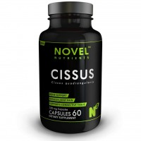 Novel Nutrients Cissus (Cissus Quadrangularis) 350 Mg - 60 Capsules