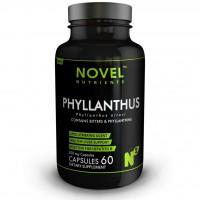 Novel Nutrients Tamalaki (Phyllanthus Niruri ) 500 Mg - 60 Capsules