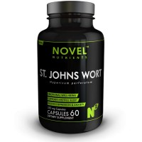 Novel Nutrients ST. JOHNS WORTS 350 MG 60 CAPSULES