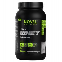 Novel Nutrients WHEY PROTEIN ISOLATE 2 Lbs