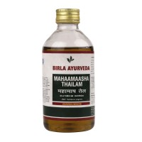 Birla Ayurveda Mahaamaasha Thailam 200ml