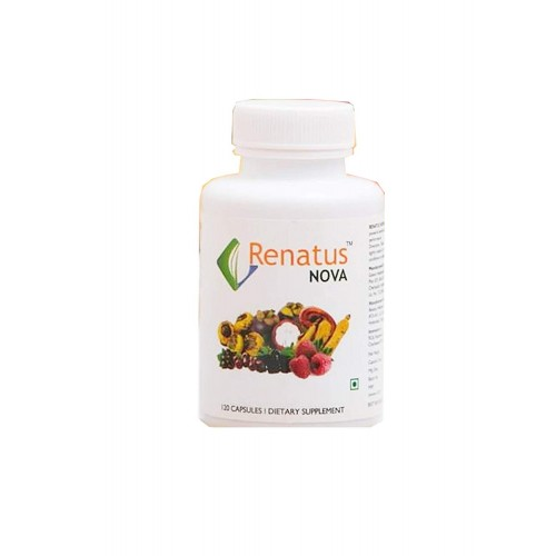 Renatus Nova Health Supplement Capsules - 120 Veg Capsules