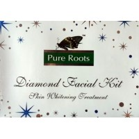 Diamond Facial Kit Pure Roots™ 100gm