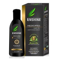 Enshine Light & Non-Sticky Medicated Hair Oil 100ml