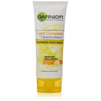 Garnier Skin Naturals Light Complete Face Wash, 100g