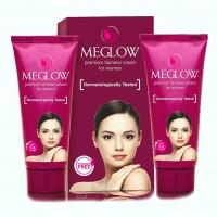Meglow Premium Fairness Cream For Women (Pack Of 2)
