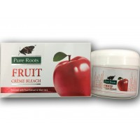 Pure Roots Creme Bleach 224Gm Parlor Pack (Fruit)