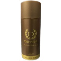 Denver Hamilton Deodorant Body Spray, Noble 165ml