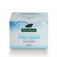 Pure Roots Moisturising Cold Cream With Kokum Butter & Apricot 90ml - Pack of 2