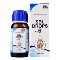 SBL Drops No 6 Joint Pain (30ml)