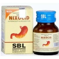 SBL Nixocid Tabs (25g)