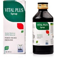 SBL Vital Plus Syrup (180ml)