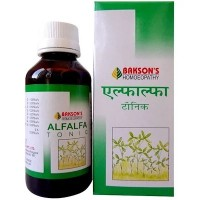 Bakson Alfalfa Tonic (115ml)