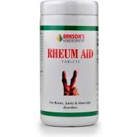 Bakson Rheum Aid Tablets (200tab)