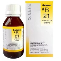 Bakson B21 Strength Drops (30ml)