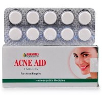 Bakson Acne Aid Tablets (50tab)