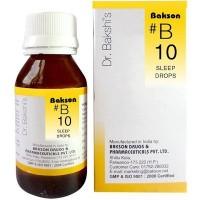 Bakson B10 Sleep Drops (30ml)