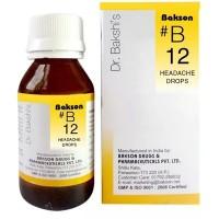 Bakson B12 Headache Drops (30ml)